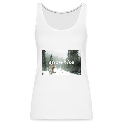 Snowhite Edition | Doparound Fall Collection - Frauen Premium Tank Top