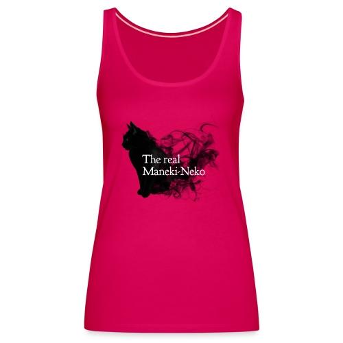 The real Maneky-neko - Camiseta de tirantes premium mujer