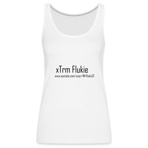 xTrm Flukie - Women's Premium Tank Top