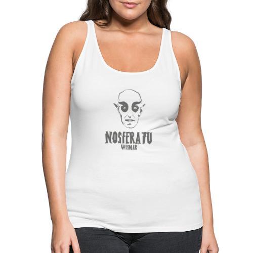 Nosferatu Horrorfilm Horror Gruselig - Frauen Premium Tank Top