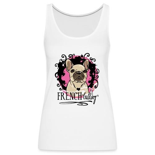 Pink - Frauen Premium Tank Top