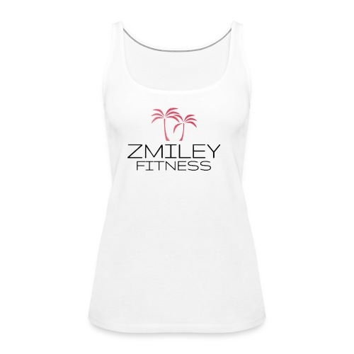 ZF Logo - Camiseta de tirantes premium mujer