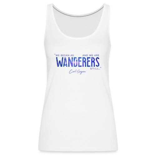 Wanderers - Women's Premium Tank Top