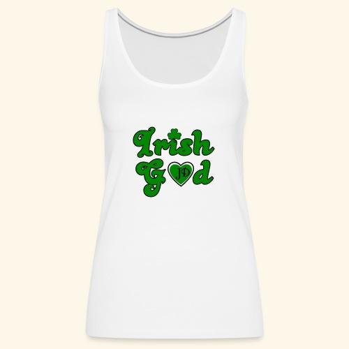 Irish God - Women's Premium Tank Top