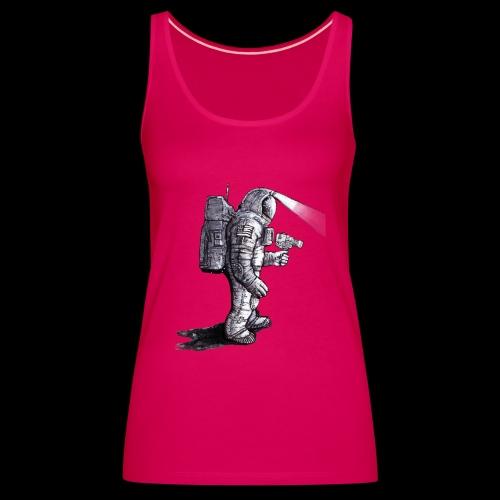 Lost Astronaut - Women's Premium Tank Top