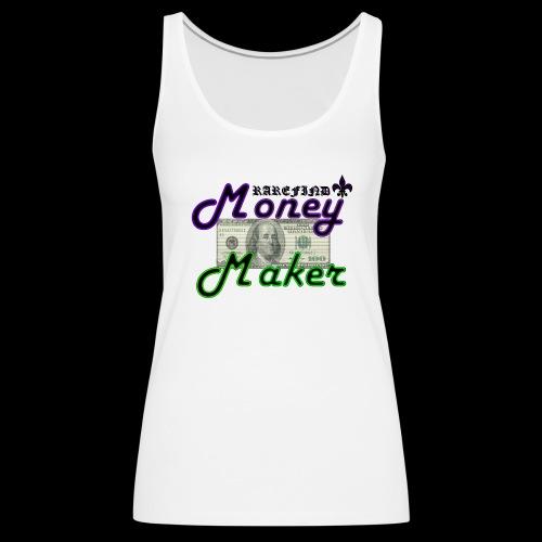 RF MONEY MAKER - Women's Premium Tank Top