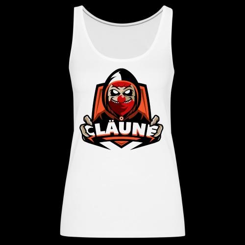 Team Cläune - Frauen Premium Tank Top