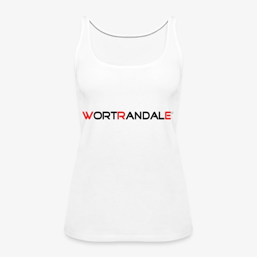 Wortrandale - Frauen Premium Tank Top