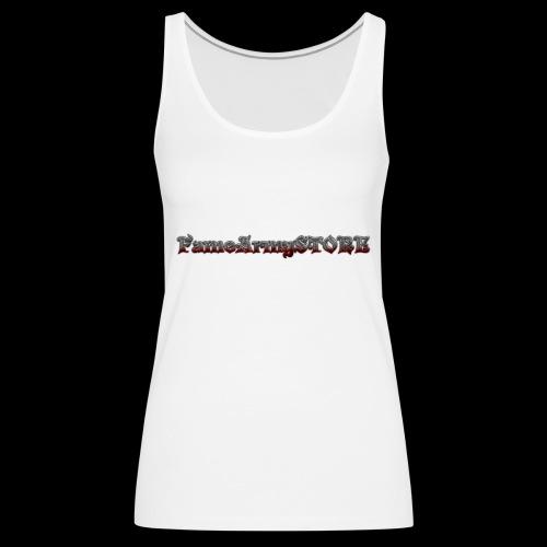 FameArmySTORE - Frauen Premium Tank Top