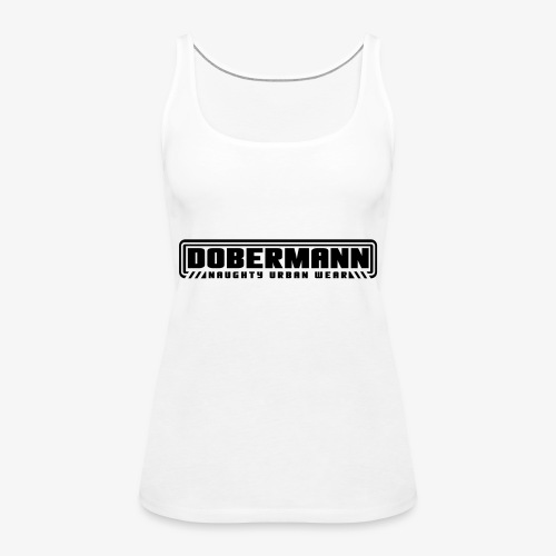 sigle 2 Dobermann - Débardeur Premium Femme