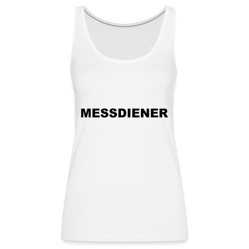 messdiener - Frauen Premium Tank Top