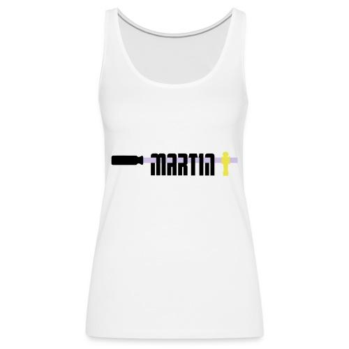 martin - Vrouwen Premium tank top