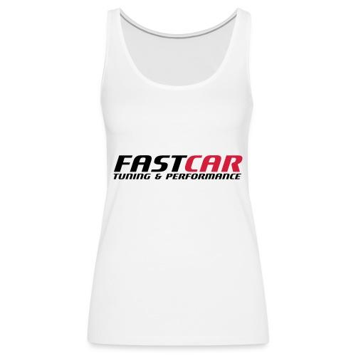 fastcar-eps - Premiumtanktopp dam