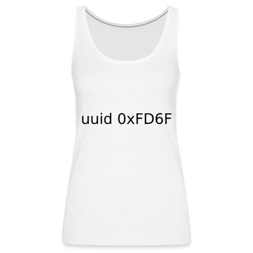 0xFD6F - Débardeur Premium Femme