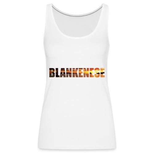 Blankenese Hamburg - Frauen Premium Tank Top