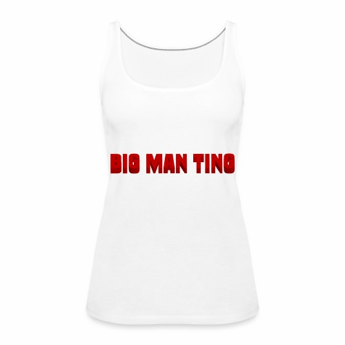 big man ting - Women's Premium Tank Top
