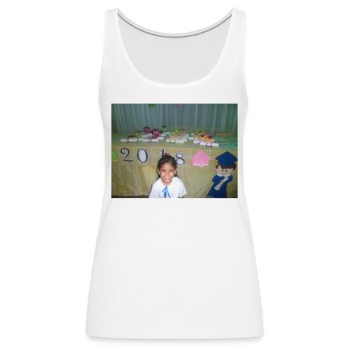 javier sama - Camiseta de tirantes premium mujer
