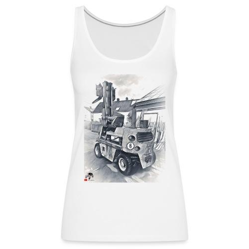 takraf fertig - Frauen Premium Tank Top