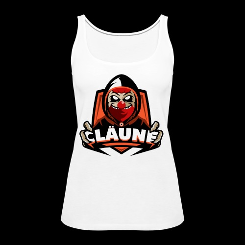 Team Cläune - Frauen Premium Tank Top