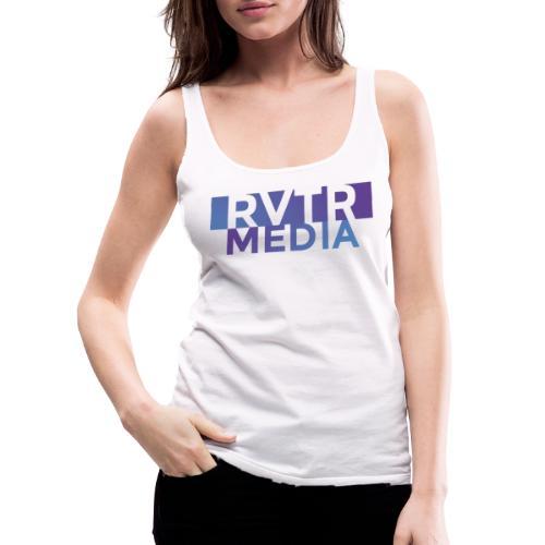 RVTR media NEW Design - Frauen Premium Tank Top