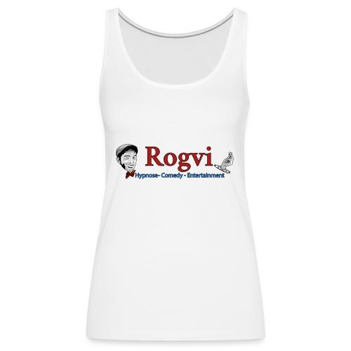 Rogvi Merch. - Dame Premium tanktop