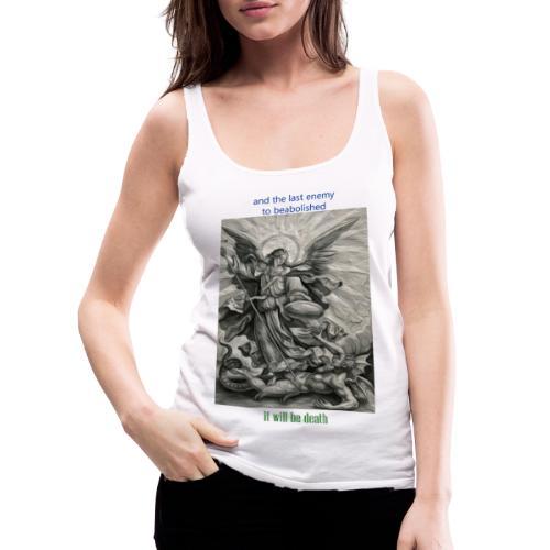 C91 - Camiseta de tirantes premium mujer
