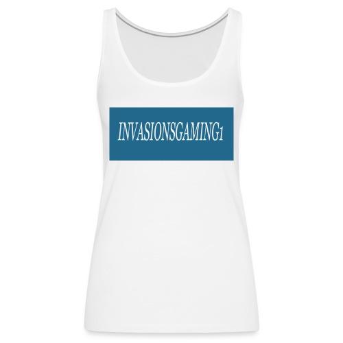 Invasions T SHIRT - Women's Premium Tank Top