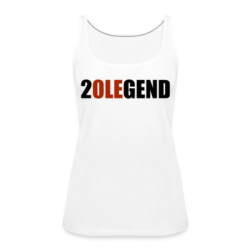 20legend - Women's Premium Tank Top