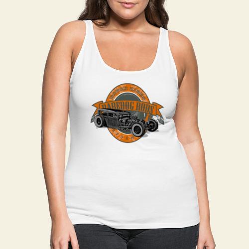 Raredog Rods Logo - Dame Premium tanktop