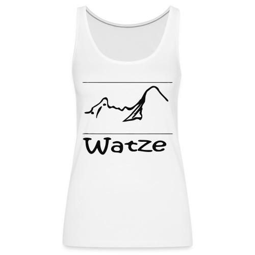 Watze - Frauen Premium Tank Top