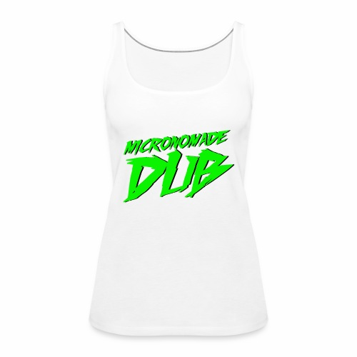 Logo Micronomade 2019 - Camiseta de tirantes premium mujer