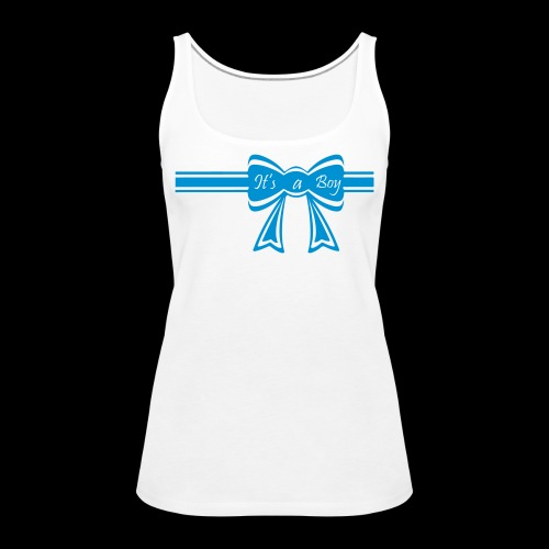 Its a Boy - Frauen Premium Tank Top
