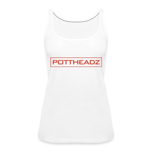 PottHeadz basics - Frauen Premium Tank Top