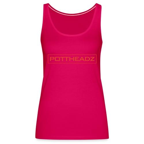 PottHeadz basics - Frauen Premium Tank Top