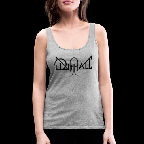 Dimhall Black - Women's Premium Tank Top
