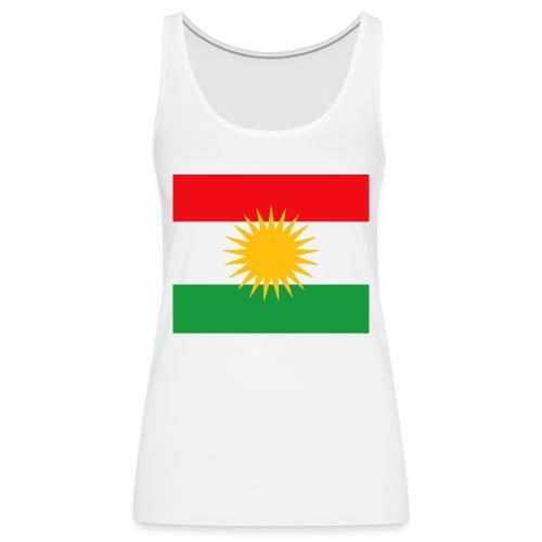 kurdistan - Premiumtanktopp dam