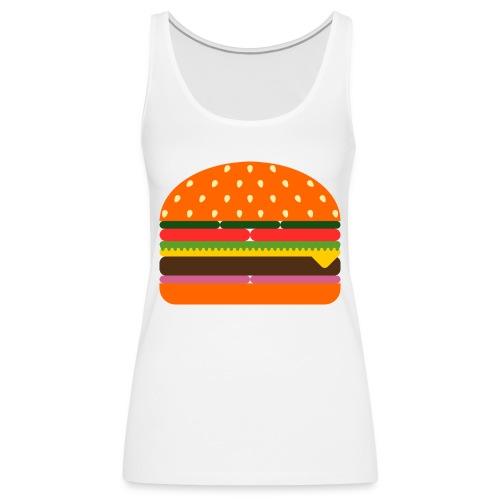 burger 3437618 - Frauen Premium Tank Top