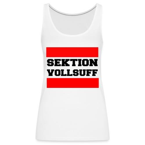 SekVollsuff - Frauen Premium Tank Top