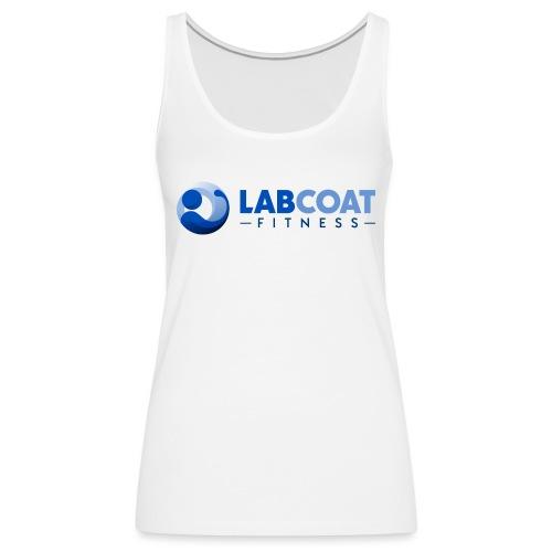 LabcCoat Logo RGB - Vrouwen Premium tank top