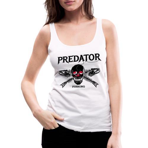predator fishing dänemark - Frauen Premium Tank Top