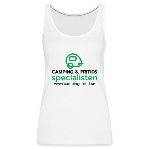 Camping & Fritidsspecialisten NEW 2020! - Premiumtanktopp dam