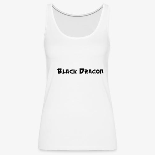 Black Dragon 2 - Frauen Premium Tank Top