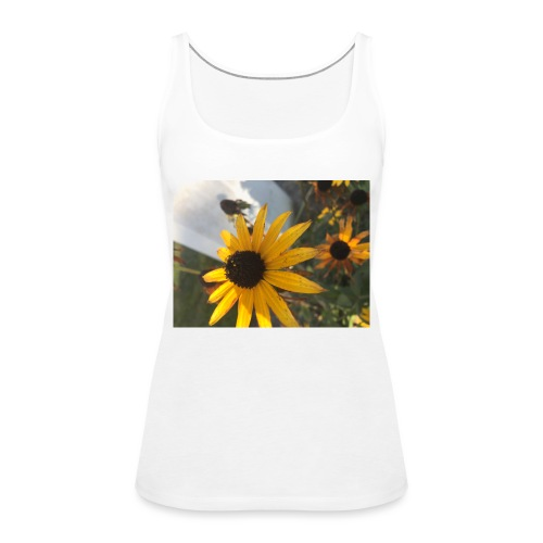 Sunflowers - Women's Premium Tank Top