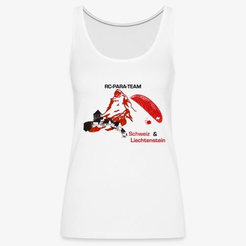 RC-Parateam Schweiz & Liechtenstein - Frauen Premium Tank Top
