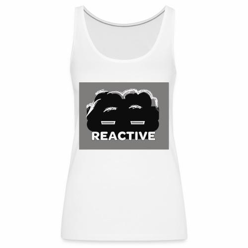 CREATIVE - Camiseta de tirantes premium mujer