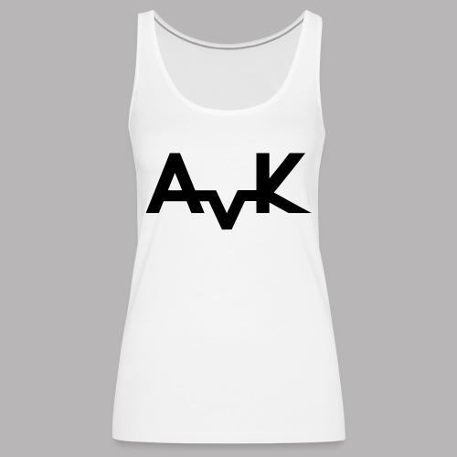 Basic AvK Shirt - Frauen Premium Tank Top