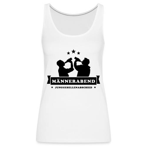 maennerabend - Frauen Premium Tank Top