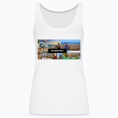 menuindex copia - Camiseta de tirantes premium mujer