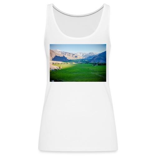 Valle de copiapo sernatur DST49 1 - Camiseta de tirantes premium mujer
