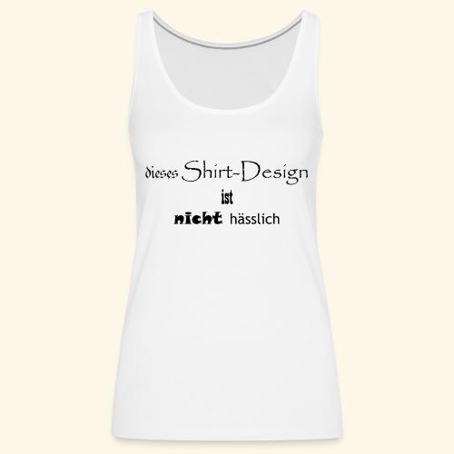 test_shop_design - Frauen Premium Tank Top
